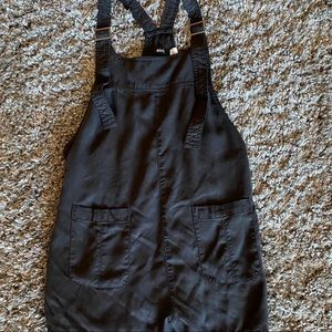 Urban Outfitters/BDG Black Overalls